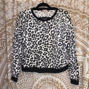 Juicy couture furry sweater